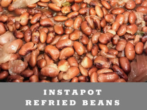 Best Instant Pot Refried Beans Recipe