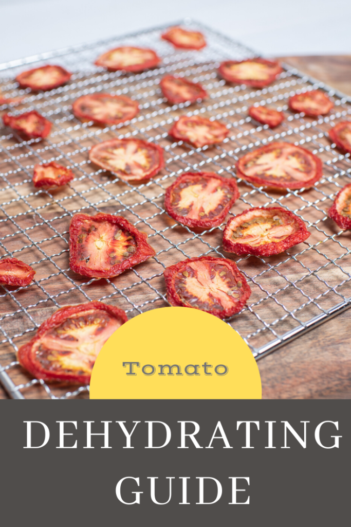 Tomato Dehydrating Guide