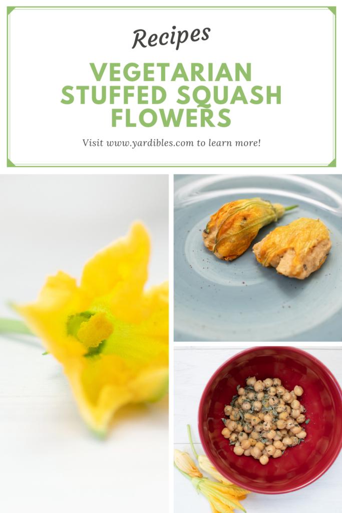 Amazing Summer Vegetarian Stuffed Squash