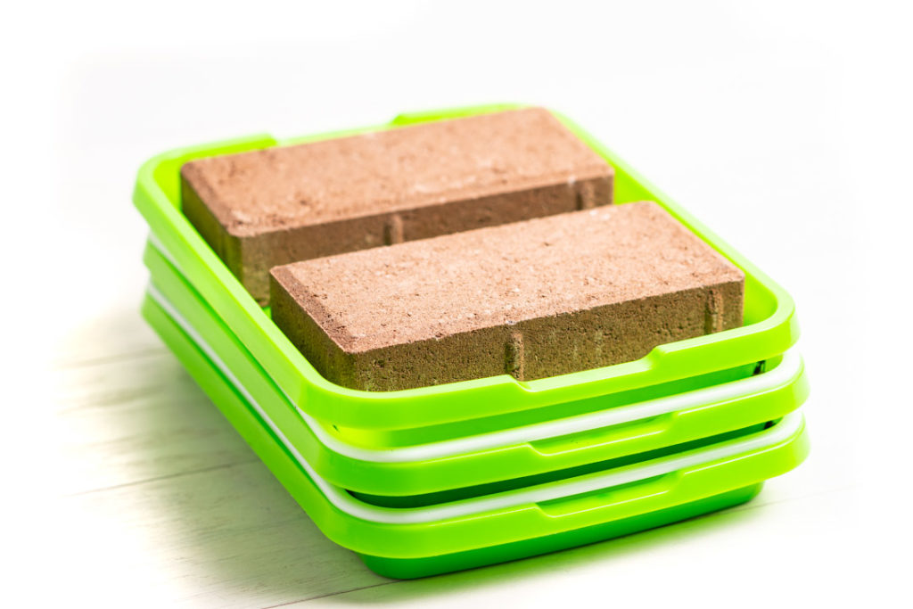 Weighted Microgreen Trays
